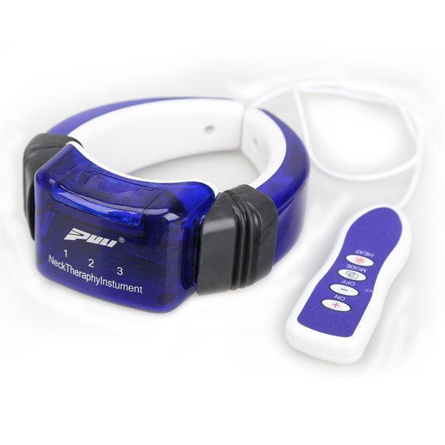 Массажер для шеи Neck Therapy Instrument PL-718B