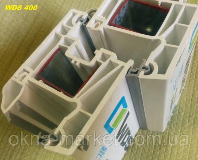 Надежные окна WDS 400