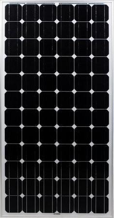 Монокристалическая солнечная батарея PERLIGHT 150ВТ / 12В PLM-150М-36