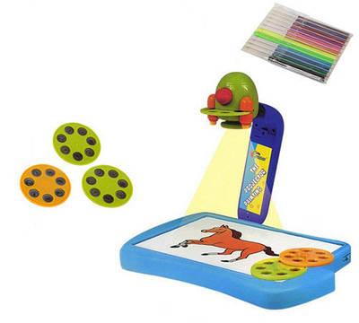 Проектор дитячий для малювання