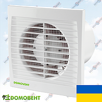 Домовент 150 СТ настенный вентилятор с таймером (Украина), фото 1