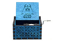 Деревянная музыкальная шкатулка Star Wars №12 №12