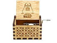 Деревянная музыкальная шкатулка Star Wars №11 №11