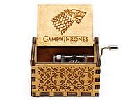 Деревянная музыкальная шкатулка Game of Thrones №06 №06