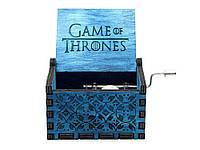 Деревянная музыкальная шкатулка Game of Thrones №05 №05