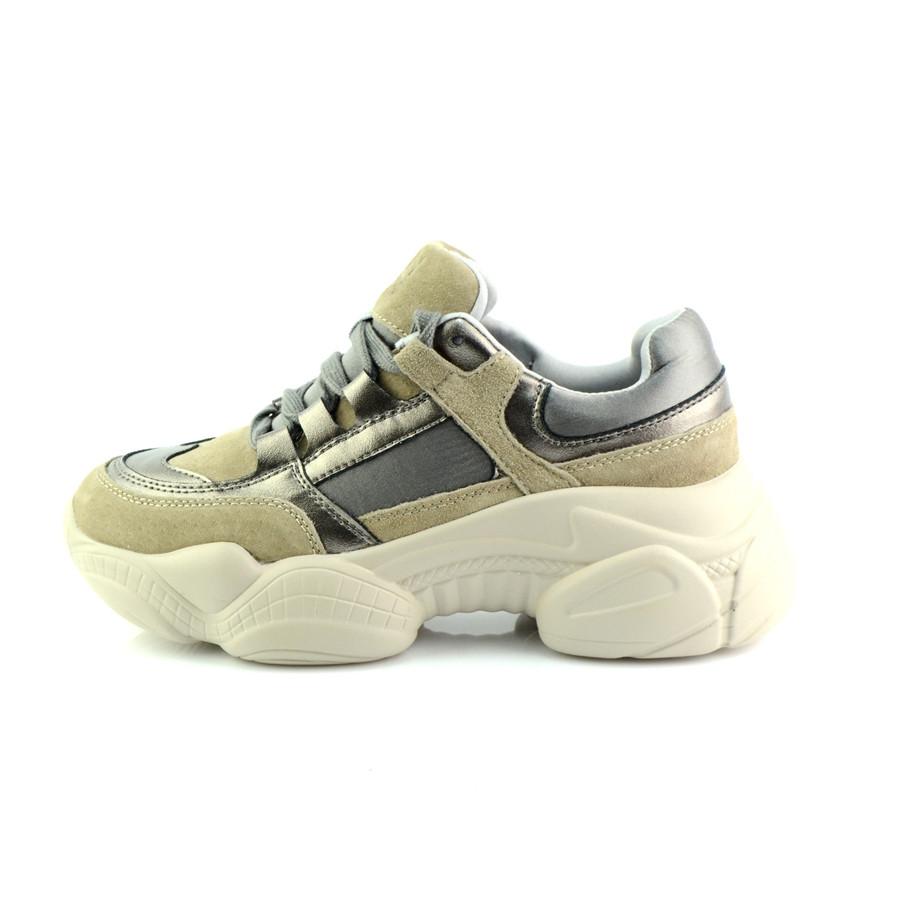 Кросівки Allshoes 18106 FQ2M 558490 Gray