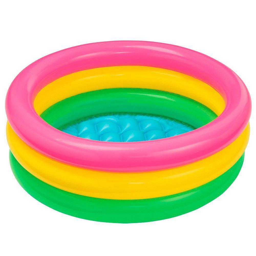 Детский надувной бассейн Intex 57107 61х22 см