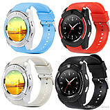 Умные смарт часы Smart Watch V8, фото 4