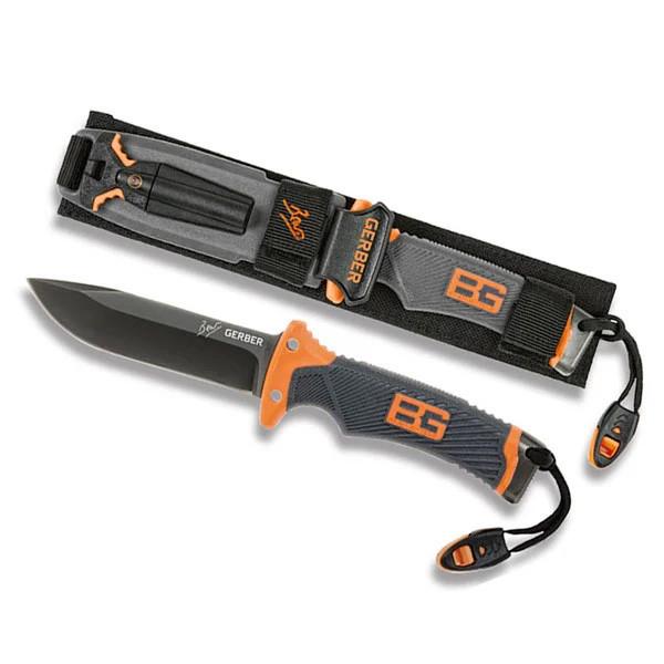 Нож для выживания, туристический Gerber Bear Grylls Ultimate Pro Fixed Blade Replica