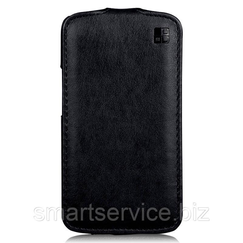 Шкіряний чохол-фліп iMuca Concise для Samsung Galaxy Ace 4 / G313