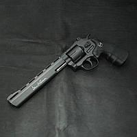 "Пневматичний Револьвер ASG Dan Wesson 8"" Grey"