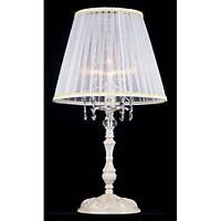 Настольная лампа FREYA FR2220-TL-01-W OMELA