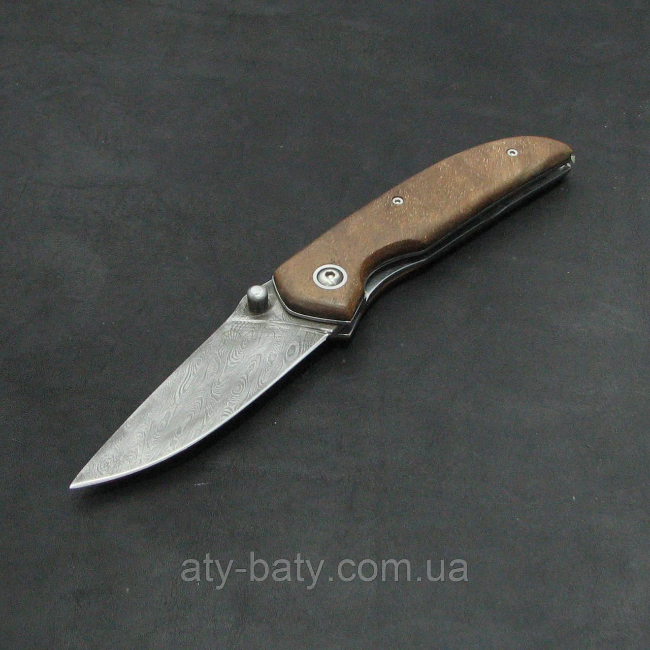 Нож Кизляр Ирбис (дамаск)