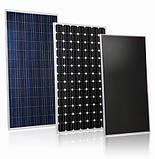 Солнечные батареи, фотоэлектрические панели и модули