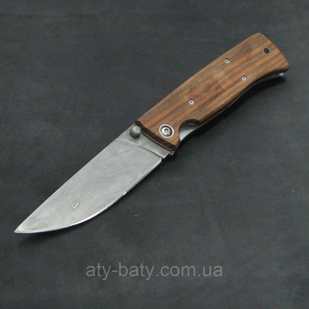 Нож Кизляр Стерх (дамамск)