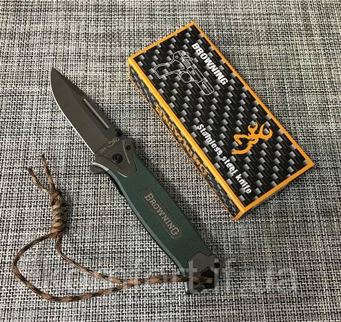 Туристический складной нож BROWNING 364 / АК-63 (22 см), фото 2