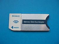 MSAC-M2 Адаптер/ переходник SONY Memory Stick Pro Duo для устройств с MS Standard и Pro