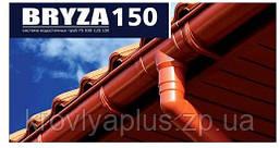 Водосточная сисиема BRYZA 125 Колено трубы 67 град. красный, фото 3