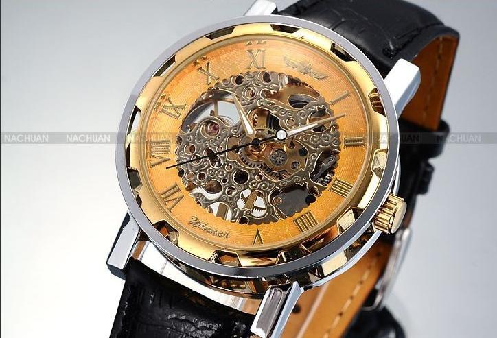 Мужские часы.Наручные мужские часы. Черный