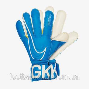Вратарские Перчатки Nike GK Grip 3 GS3381-486, фото 2