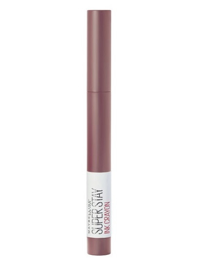Помада-карандаш Maybelline New York Super Stay Ink Crayon, оттенок 15