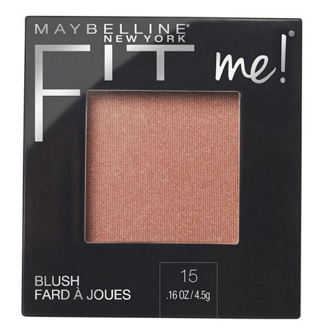 Румяна Maybelline New York Fit Me, оттенок 15