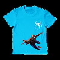 """Детская футболка """"Спайдер-Мэн"""""""