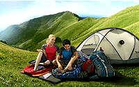 Кемпинговые палатки  на 2 человека автоматическая