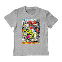 "Модная футболка ""SpiderMan & Hulk"", фото 1"