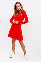 Костюм двойка кофта с юбкой LUREX - красный цвет, L/XL (есть размеры), фото 1