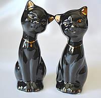 Влюбленная пара котов