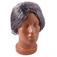 Карнавальный парик Седой Бабушки