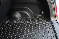 Коврик в багажник GREAT WALL Haval H6 (AVTO-GUMM) пластик+резина