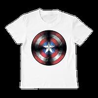 "Детская футболка ""Капитан Америка"", фото 1"