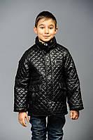 """Детская весенняя, осенняя, демисезонная куртка для мальчика """"Классика"""""""