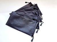 Плотный пыльник- мешочек для очков и оправ
