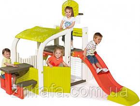 Ігровий розважальний центр з гіркою Smoby 310059 Fun Center