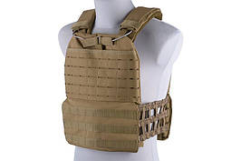 Разгрузочный жилет plate carrier molle/laser-cut- TAN [GFC TACTICAL]