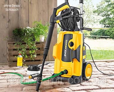 Автомийка високого тиску WorkZone Germany 2200 Вт 150Bar