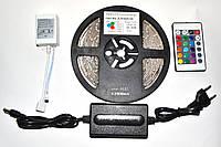 Светодиодная лента SMD LED JLH3528-54 (многоцветная), фото 1