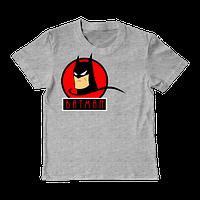"""Детская футболка с принтом из комикса """"Бэтмен"""", фото 1"""