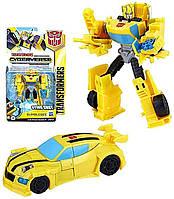 Робот-трансформер, Бамблби, Кибервселенная, 14 см -Transformer,Hasbro,Bumblebee,Cyberverse,Sting Shot - 156189