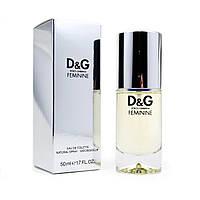 Женская туалетная вода Dolce & Gabbana Feminine 100 ml (Дольче Габанна Феминин)