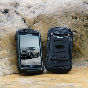 Обзор защищенного смартфона Discovery V5+