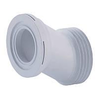 Эксцентрик для унитаза ANI Plast W0420 со смещением 40 мм, фото 1