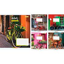Тетрадь А5 на 36 листов - CUTE DETAILS, цена за упаковку 15 штук, 763592
