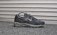 Мужские кроссовки Asics Gel Kayano Trainer Dark Gray топ реплика