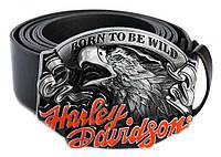 "Пряжка Harley-Davidson ""Born To Be Wild"", Комплект поставки товара Пряжка (без ремня)"
