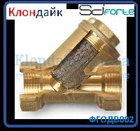 Фильтр грубой очистки для воды SD FORTE 3/4