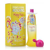 Женская туалетная вода Moschino Cheap & Chic Hippy Fizz 100 ml (Москино Чип энд Шик Хиппи Физз)